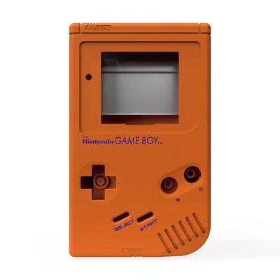 Game Boy Original Shell Kit (Pearl Orange)