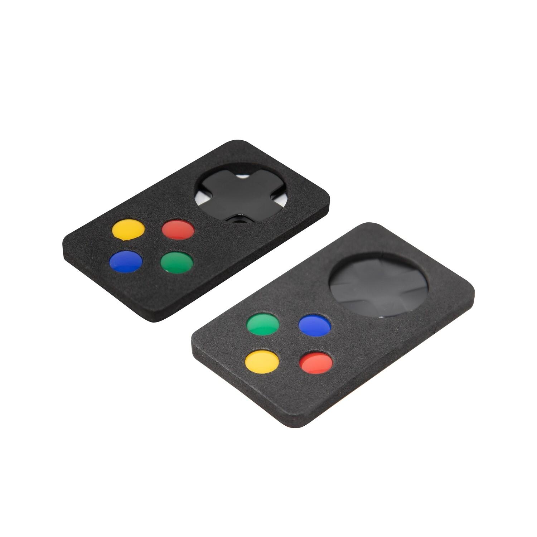 Switch Joycon Button Caps (Super Famicom)