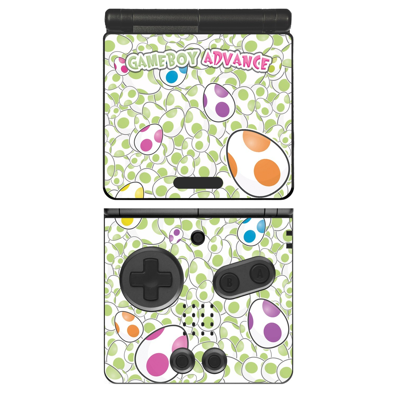 Game Boy Advance SP Decal (Yoshi)