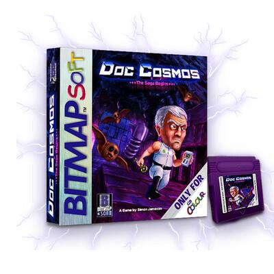 Doc Cosmos (Gameboy Colour)