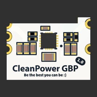 Game Boy Pocket CleanPower Regulator