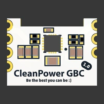 Game Boy Color CleanPower Regulator