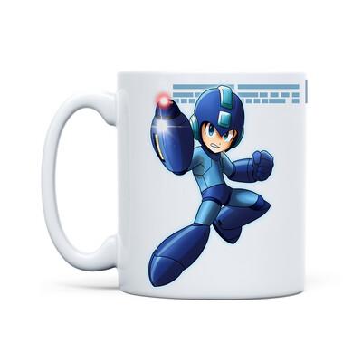Mug White (Megaman)