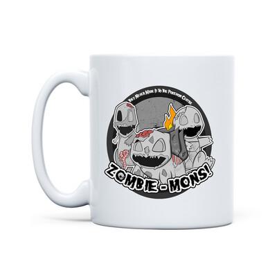 Mug White (Zombie-Mons)