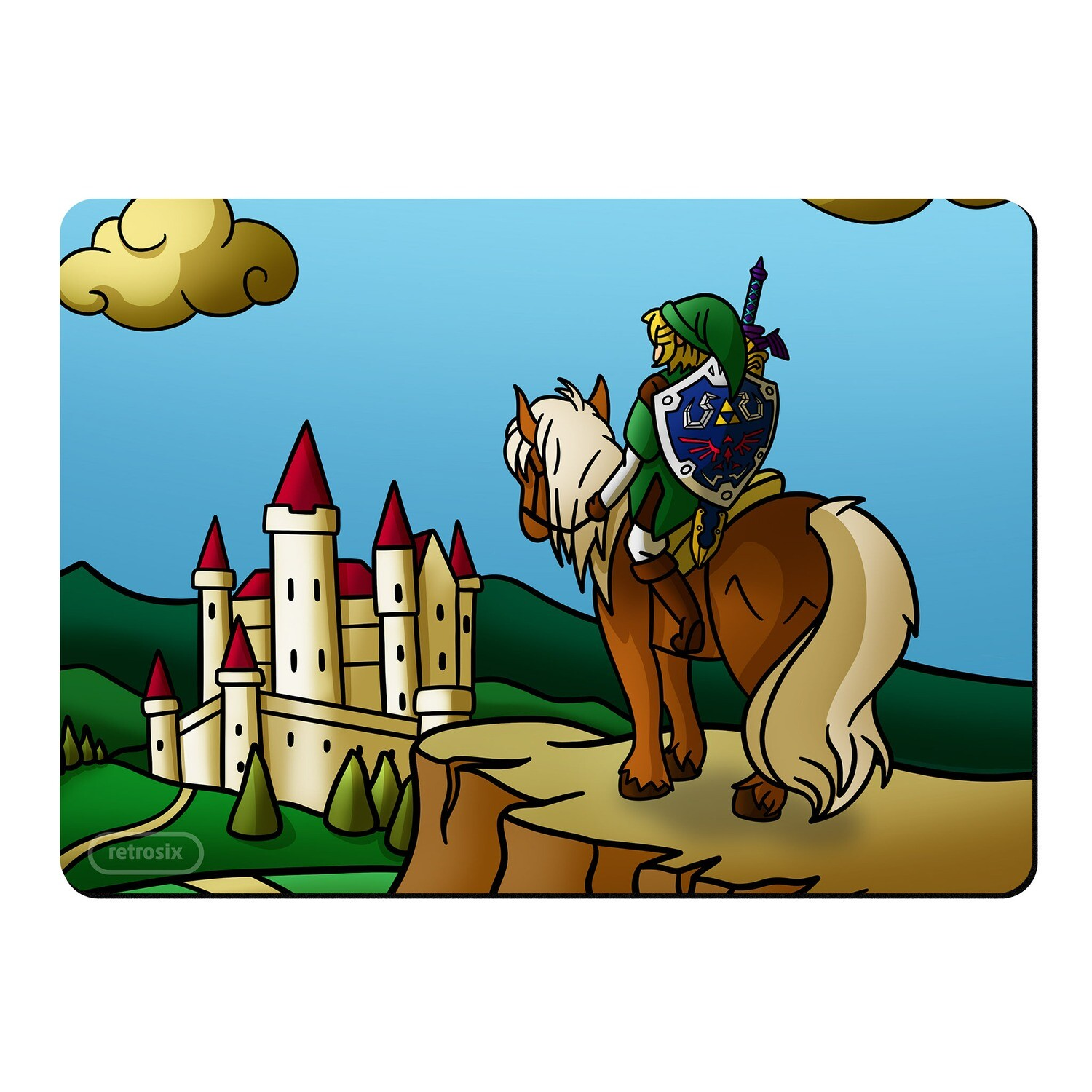 Mouse Mat (Link in Field)