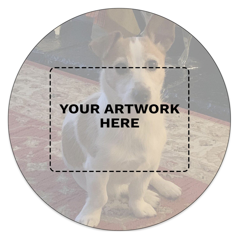 Circle Coaster (Design Your Own)