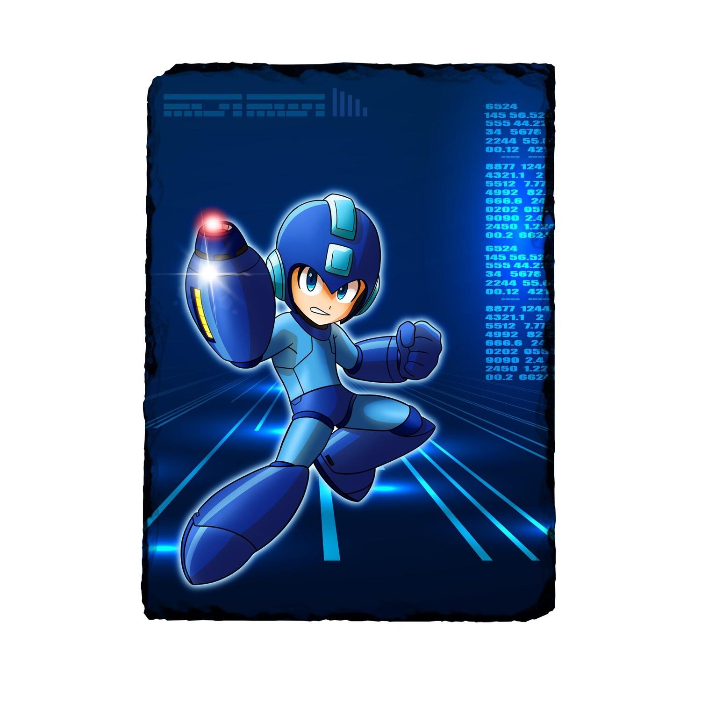Megaman Photo Slate