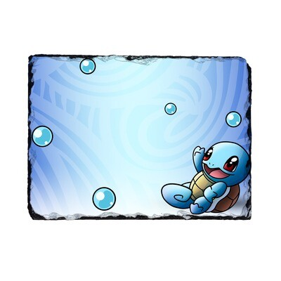Squirtle Photo Slate