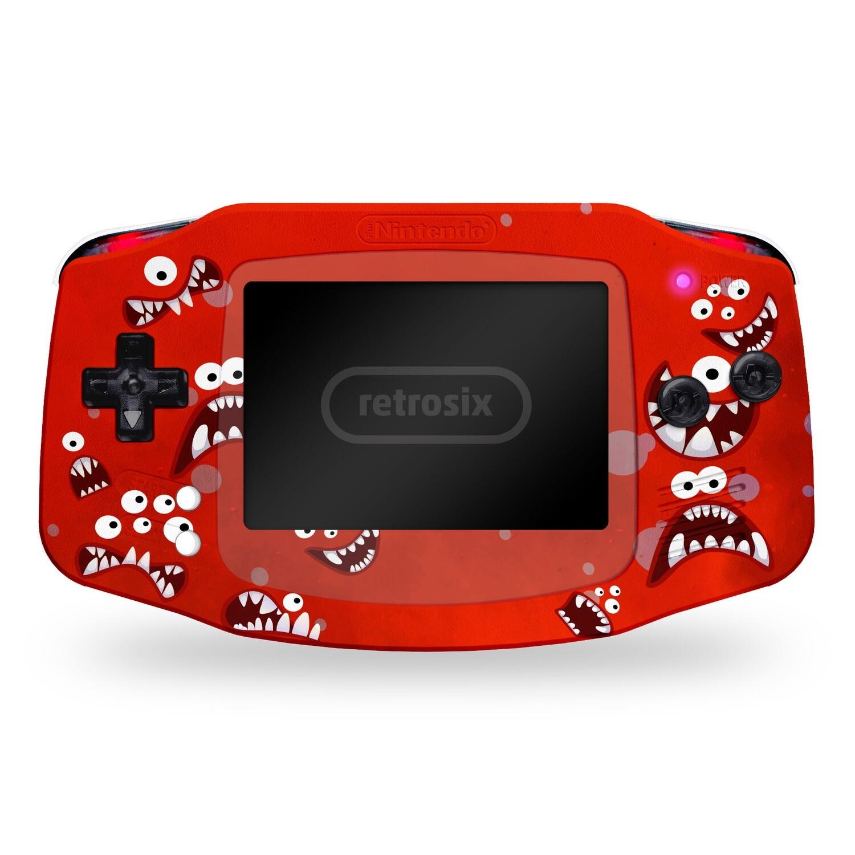 Game Boy Advance: Prestige Edition (Red Horror)