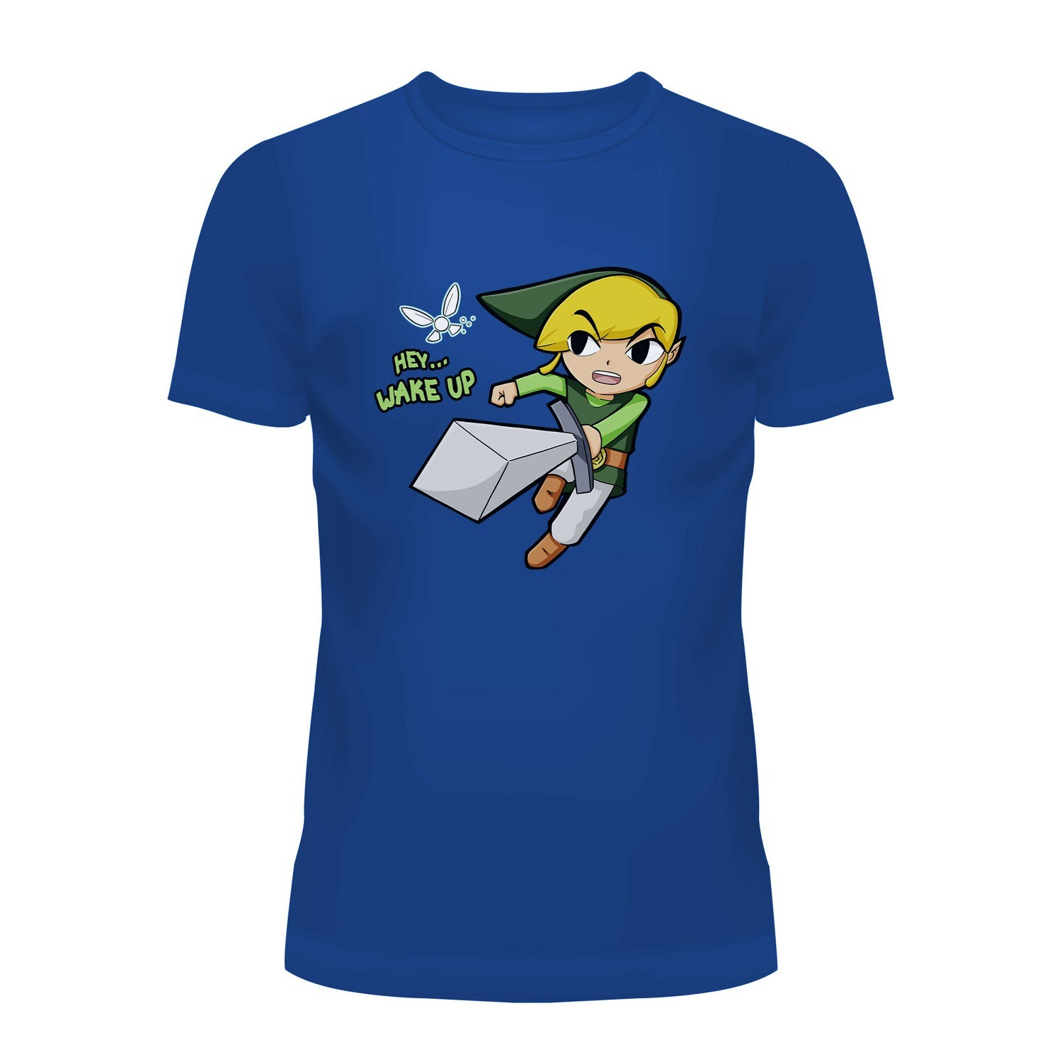 Cotton T-Shirt (Link with Navi)