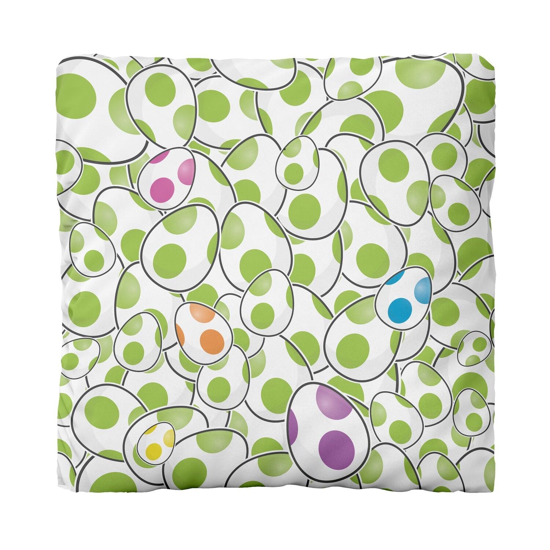 Canvas Cushion (Yoshi Egg)