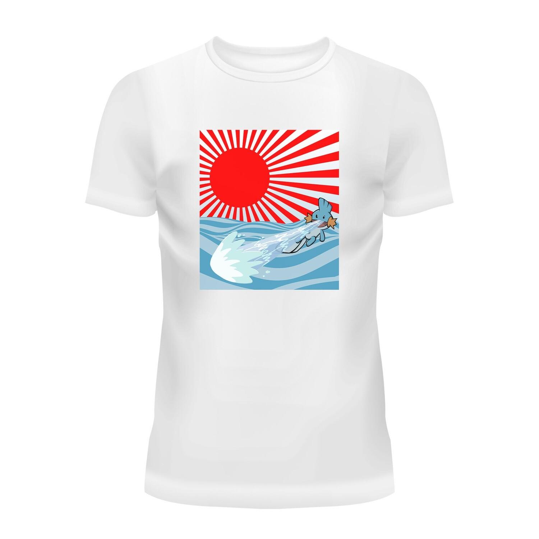 Cotton T-Shirt (Mudkip)