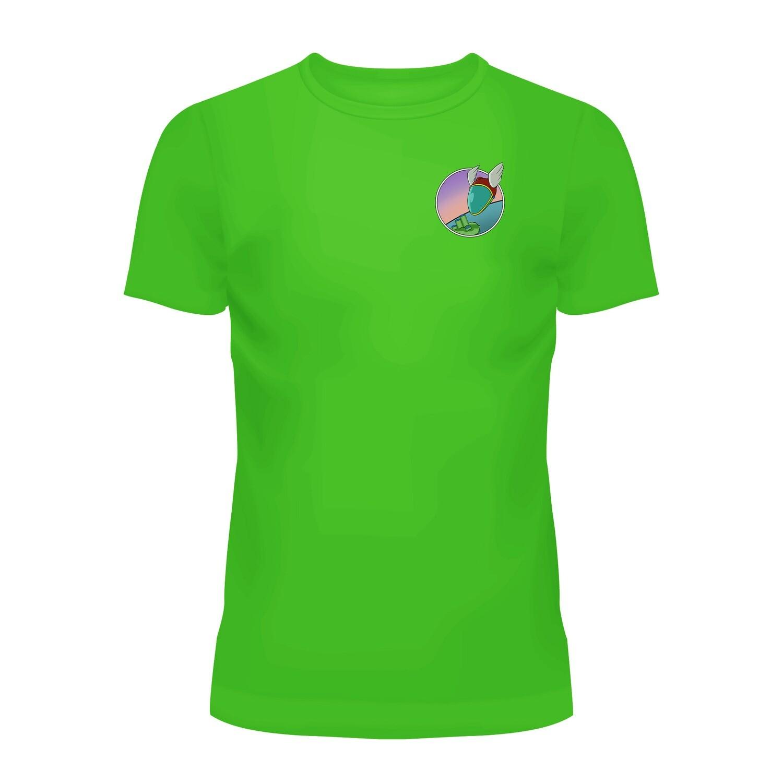 Cotton T-Shirt (Super Fantasy Zone)