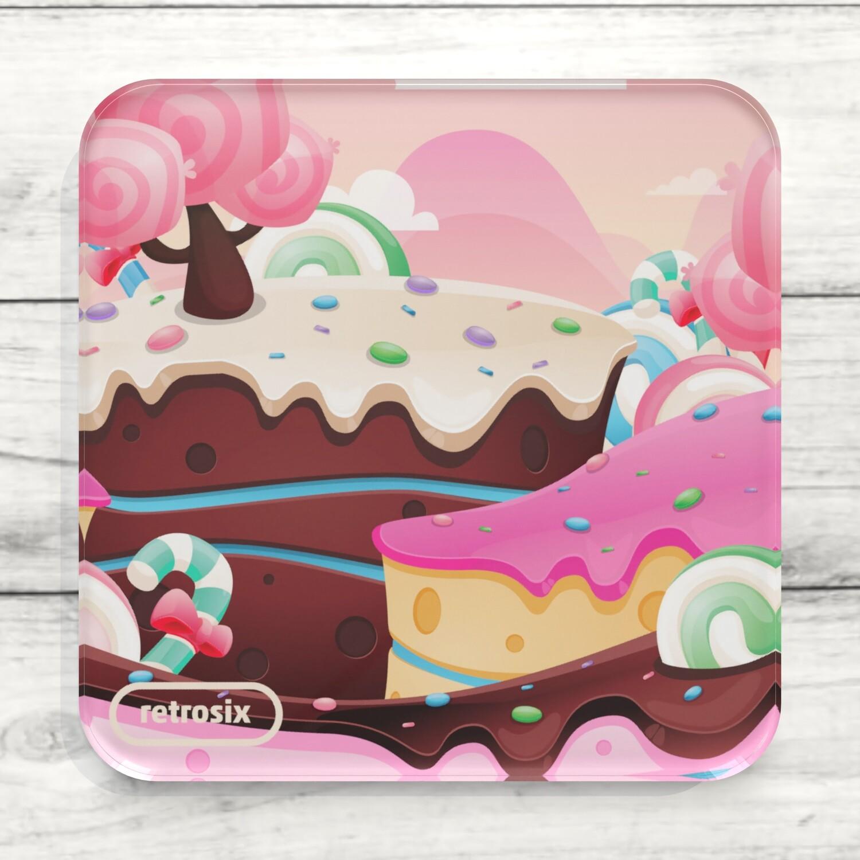 Drinks Coaster (Sugar Rush)