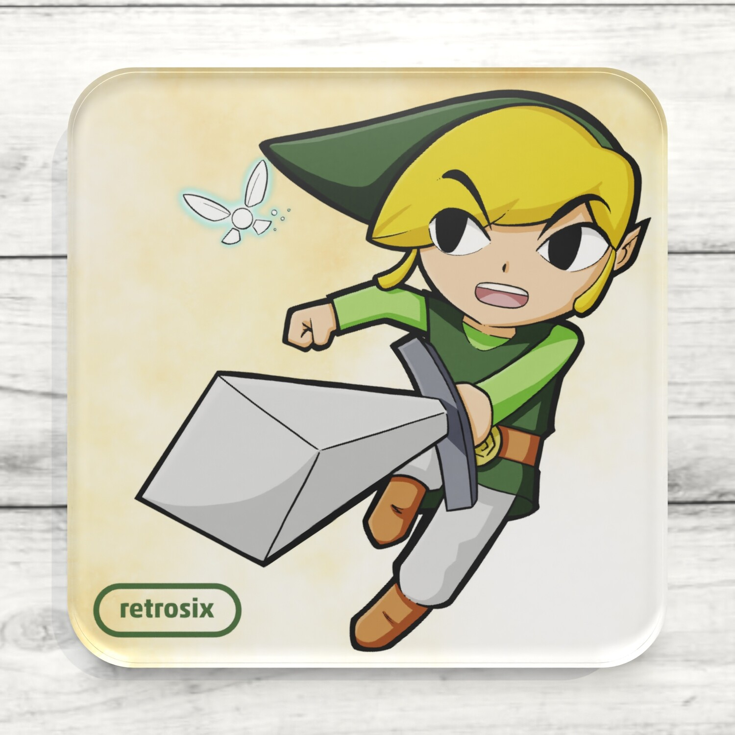 Drinks Coaster (Link With Navi)