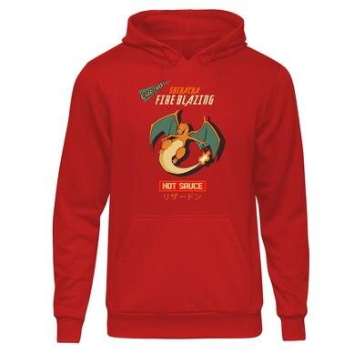 College Hoodie (Charizard Sriracha)
