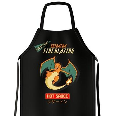 Apron Charizard Sriracha