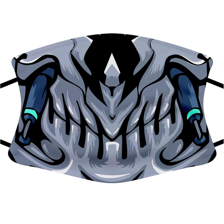 Face Mask Adult (Immortan Joe)