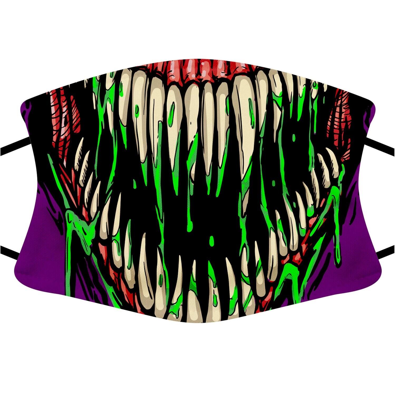 Face Mask Adult (Venom)