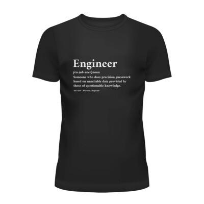 Cotton T-Shirt (Engineers)