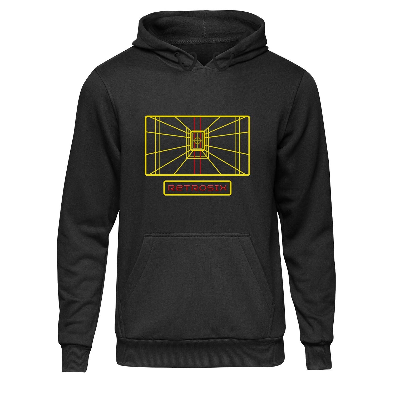 College Hoodie (X-Wing Grid)