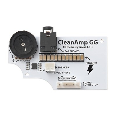 CleanAmp Audio Amplifier (Game Gear)