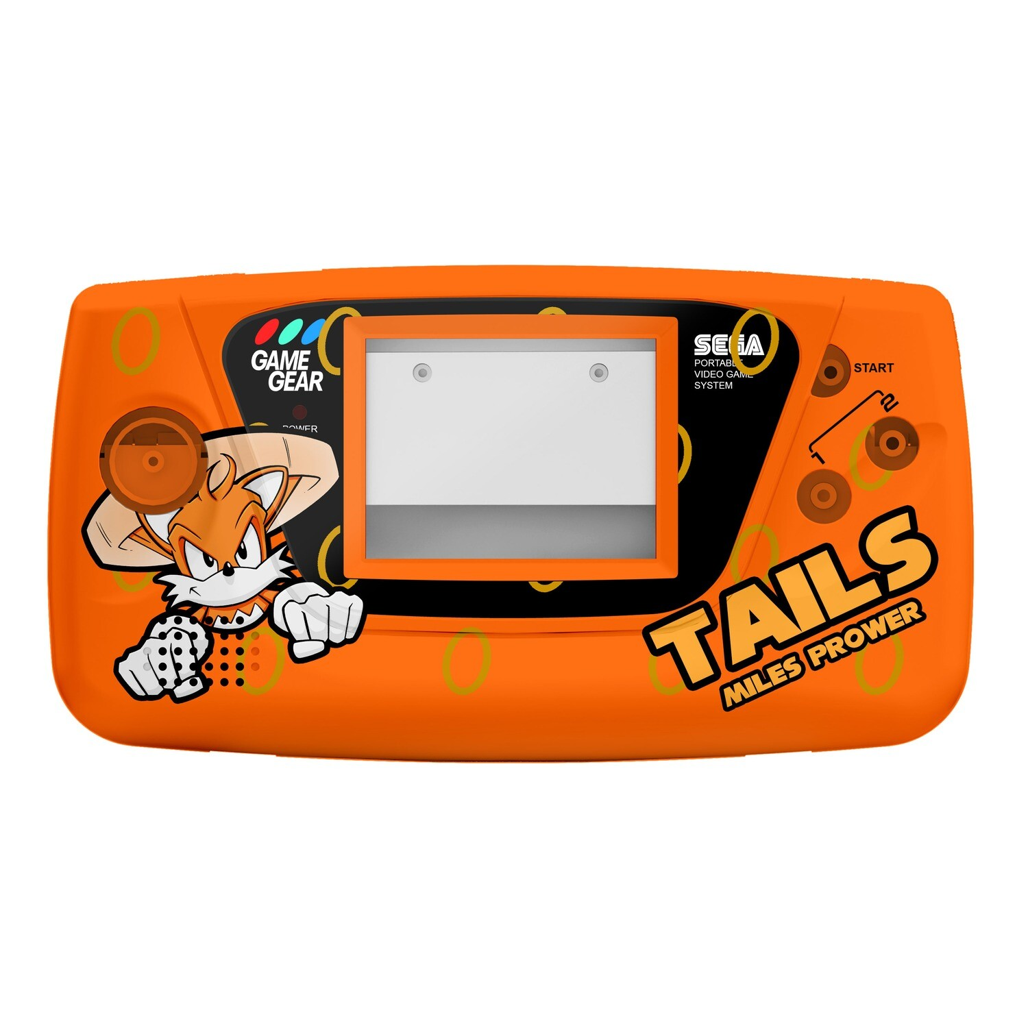 Game Gear Printed Shell (Tails Fly)