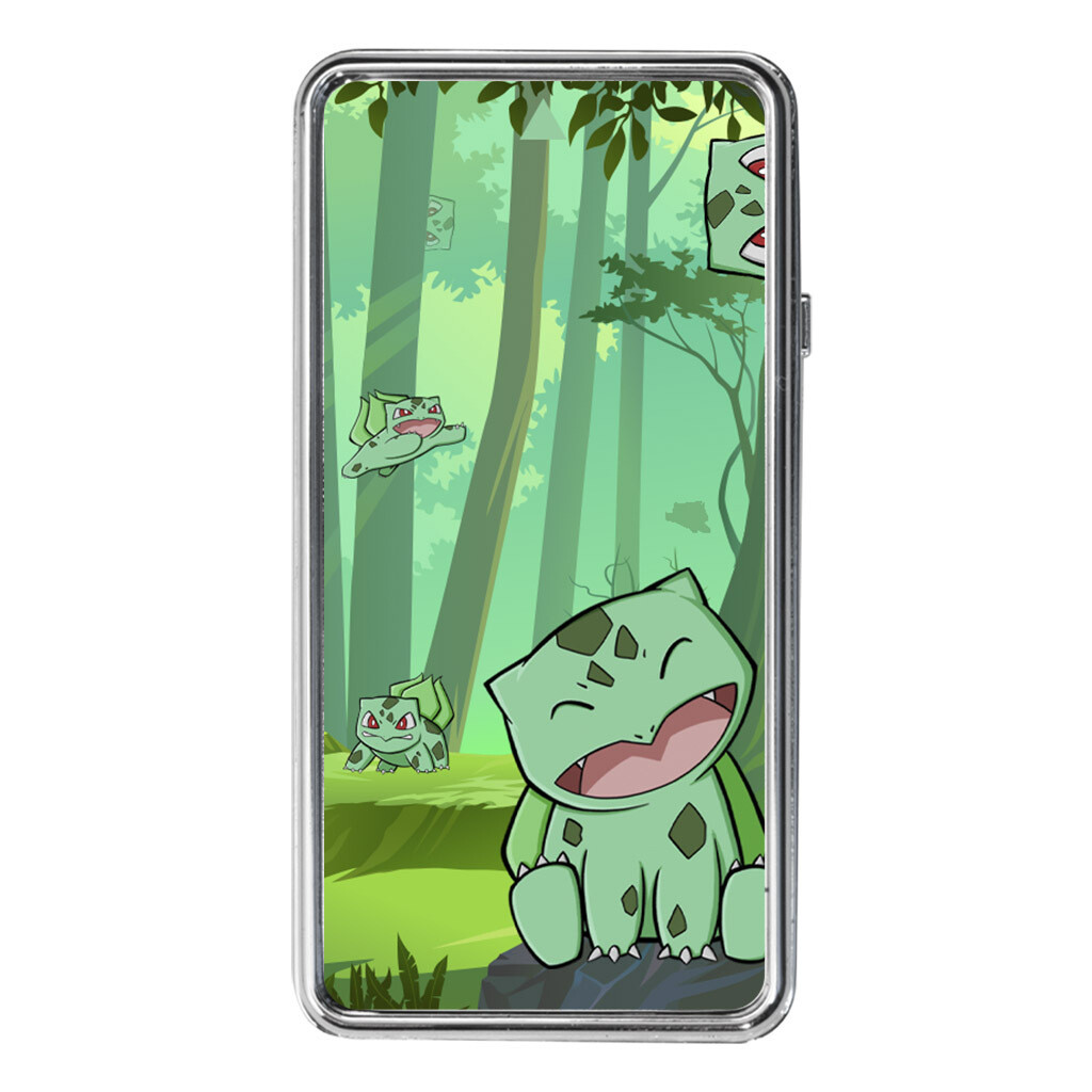 USB Chargeable Electric Lighter (Bulbasaur Forest)