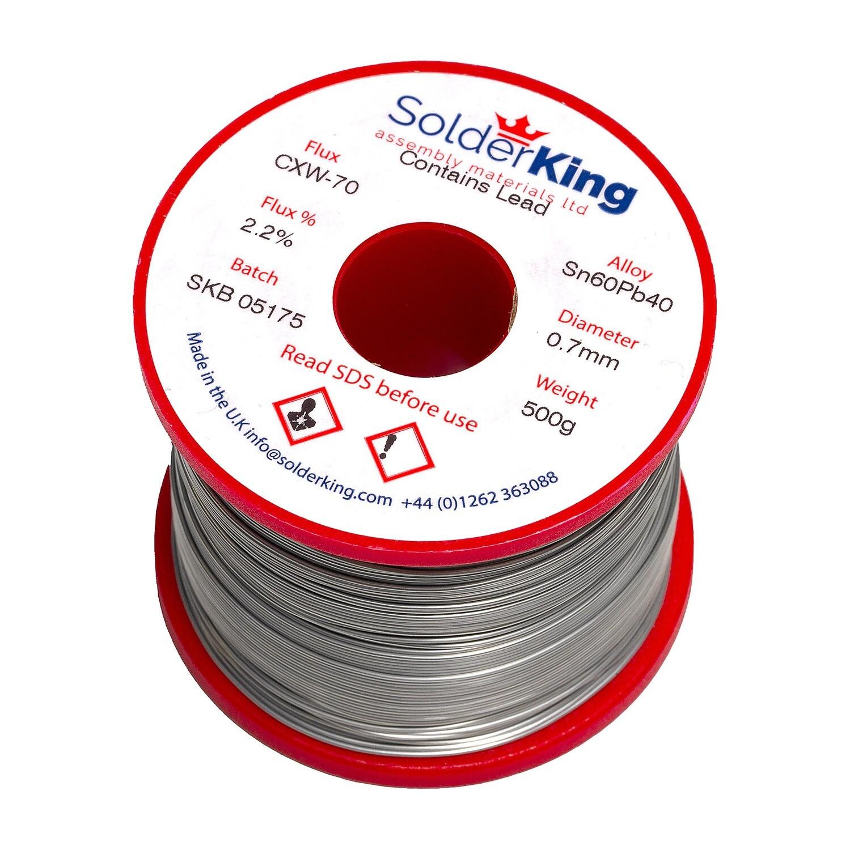 Solder Wire (0.7mm 60/40 Leaded)