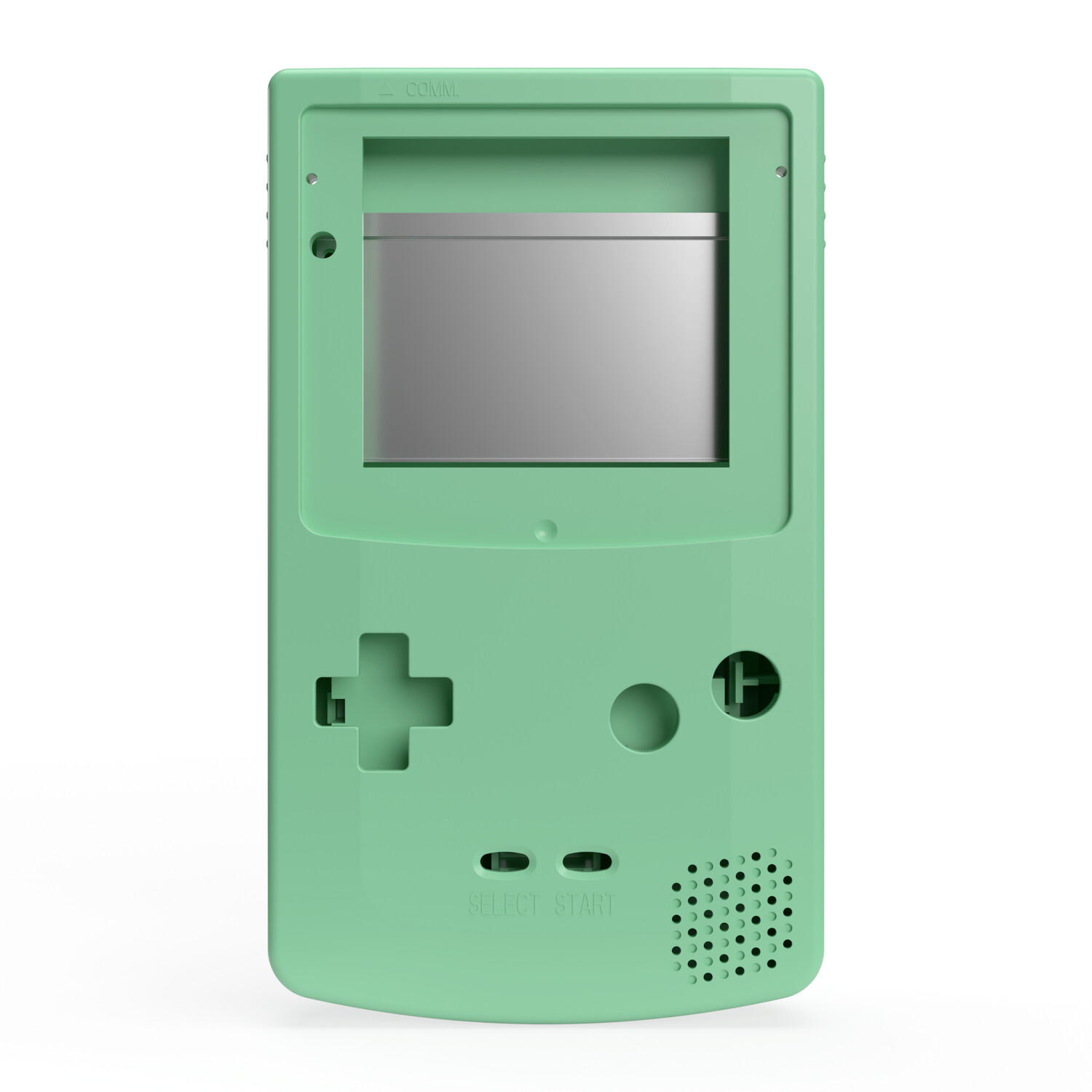 Game Boy Color Shell (Pastel Green)