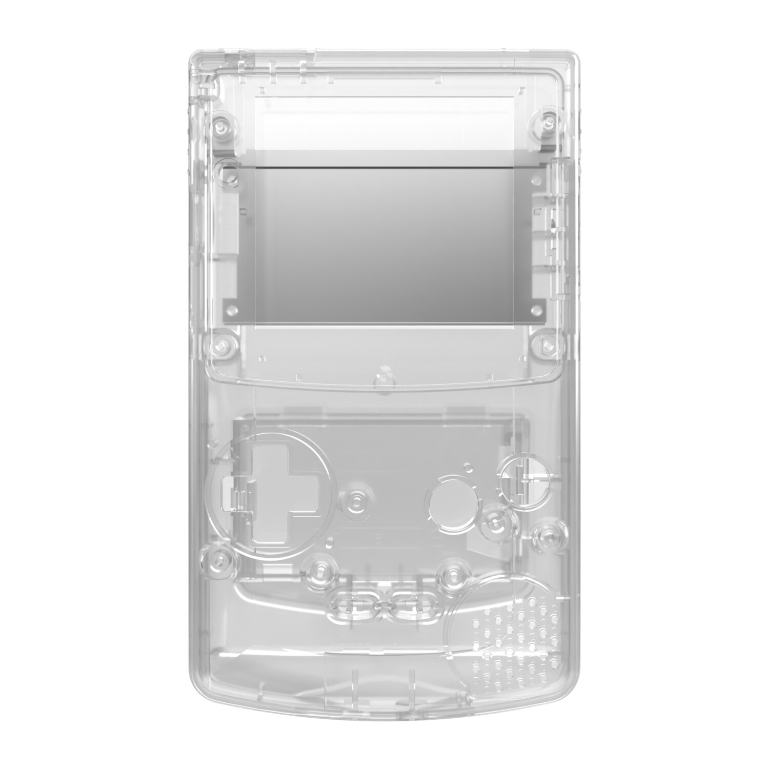 Game Boy Color Shell (Clear)