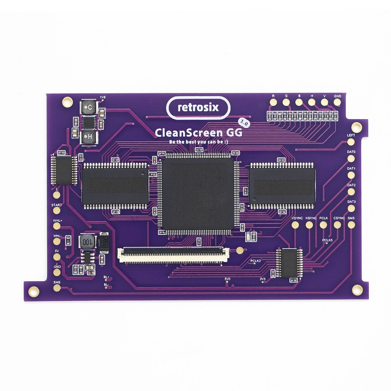Game Gear CleanScreen