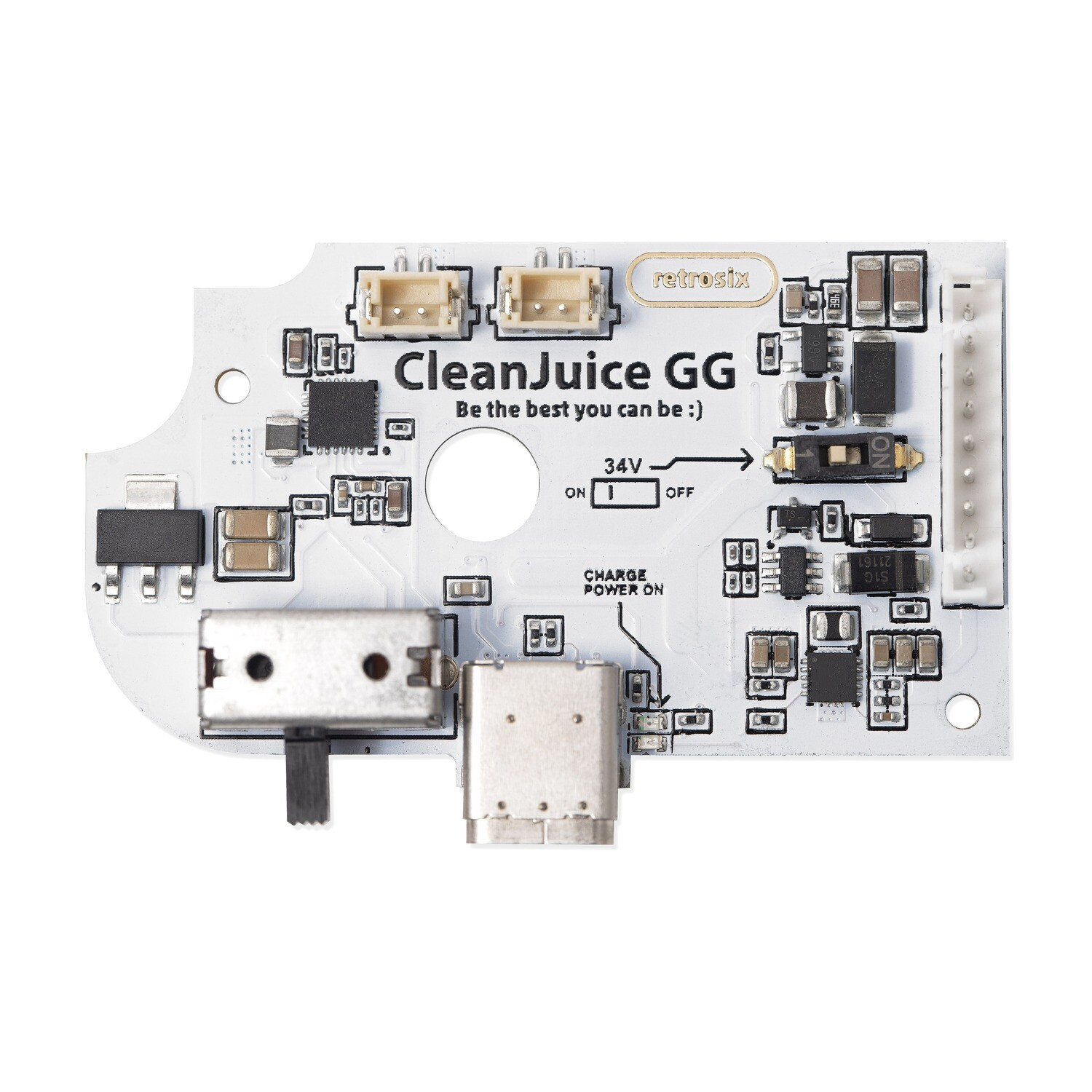 CleanJuice USB C Board Only (Game Gear)