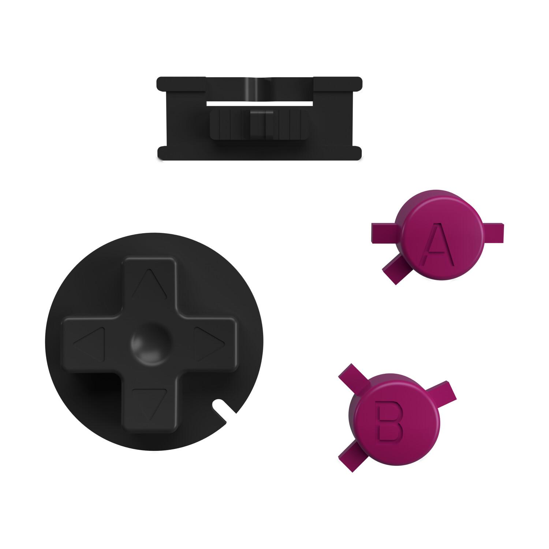 Game Boy Color Buttons (DMG)
