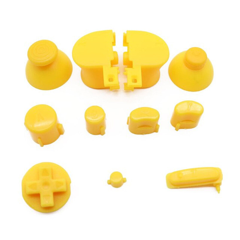 GameCube Buttons (Yellow)