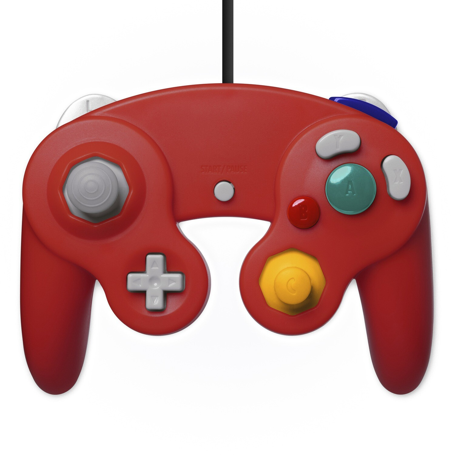 GameCube Controller Wired (Red)