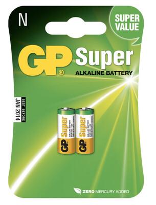GP super N Batteries X2