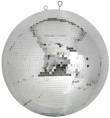 Professional Mirror Ball 50CM 7mm square tiles