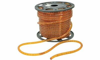 Filament Rope Light - Orange 45m drum