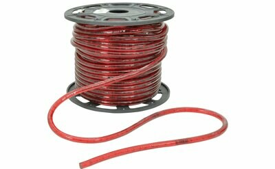 Filament Rope Light - Red 45m drum