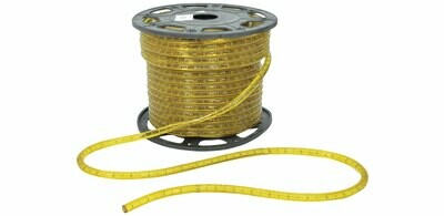Filament Rope Light - Yellow 45m drum