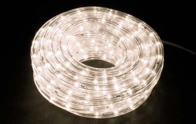 LED Rope Light 45m Roll - Warm White