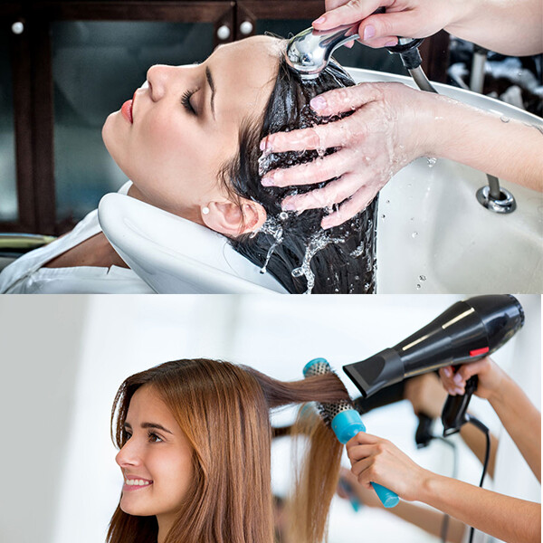 Wash & Blow Dry