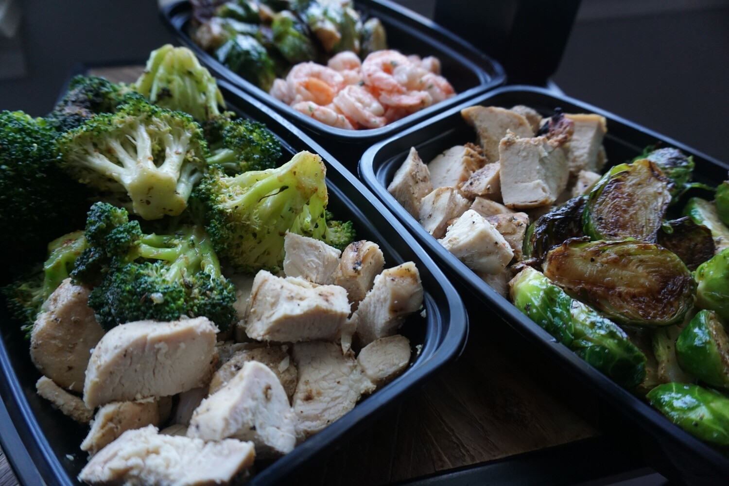Proper Prep Meal Plan (Buy 3 weeks get one FREE)