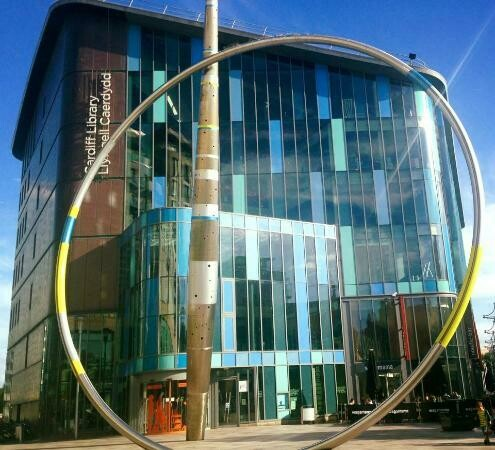 Cardiff Central Library - 7th April 2020 - 10:30 - 12:30 - Tuesday