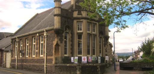 Abergavenny Library, 17th April 2020 - 10:00 - 12:00 - Friday