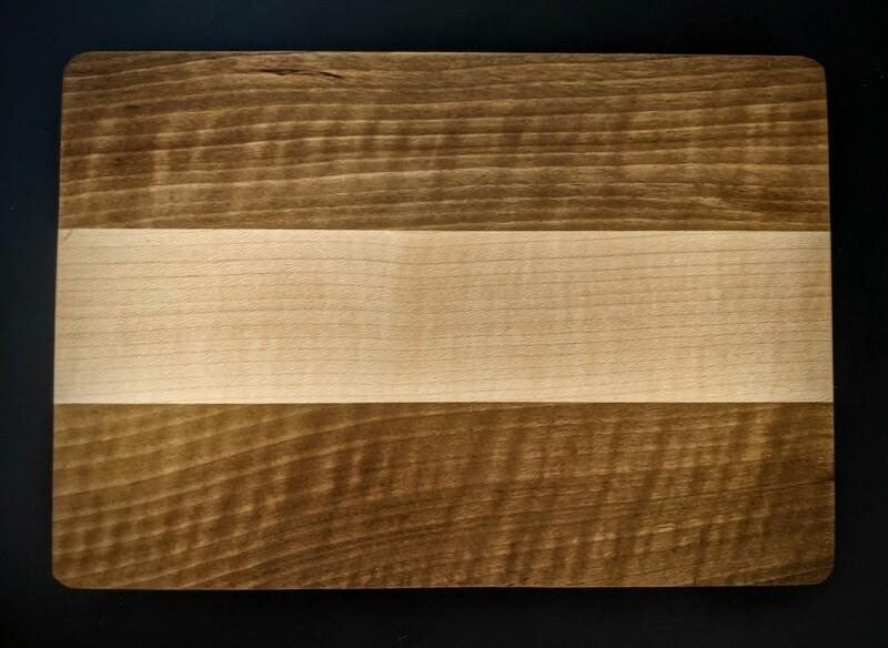 Nuss/Ahorn 24 x 16.5cm