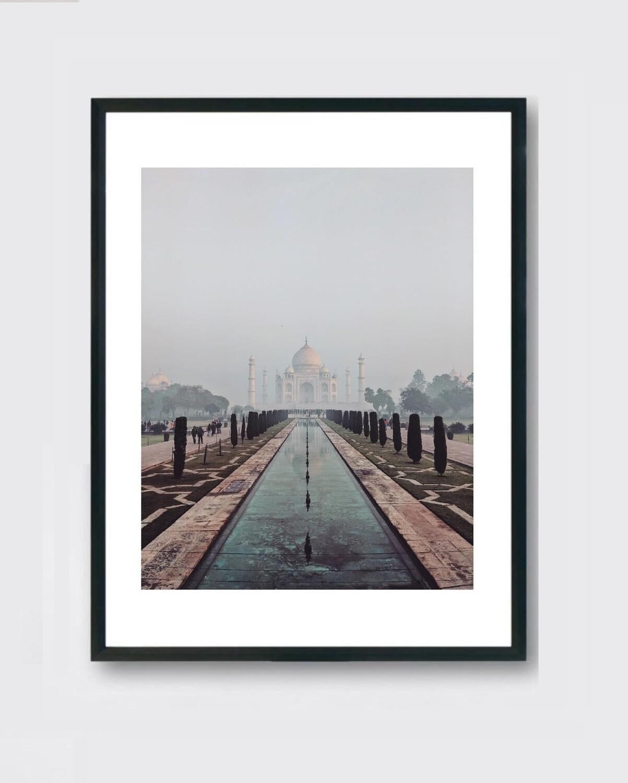 Taj Mahal - View
