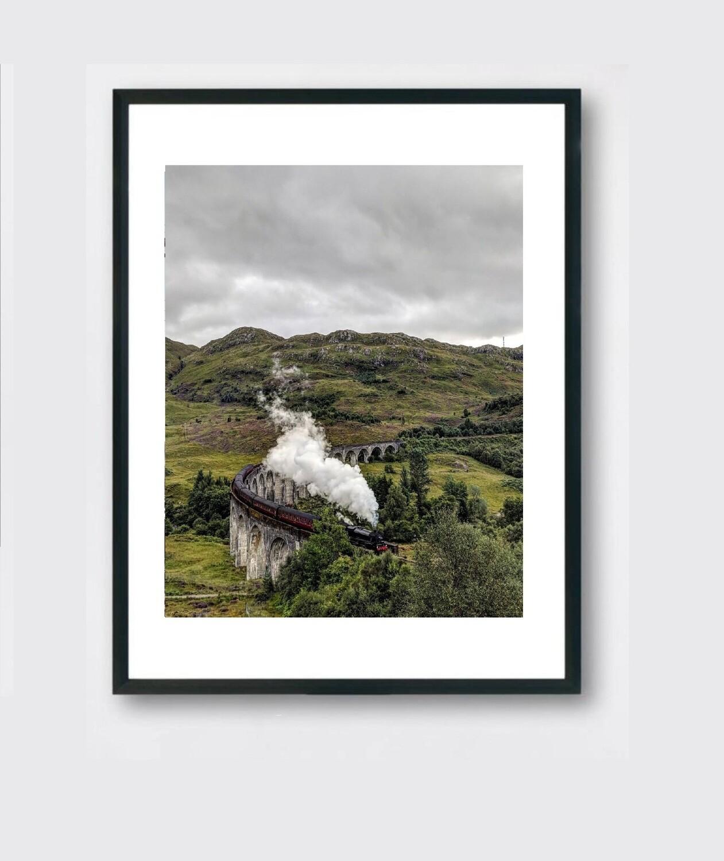 Scotland Train - Magic