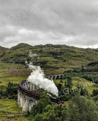 Hogwarts Express - Scotland Train - Harry Potter